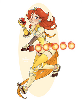 Warrior Daisy