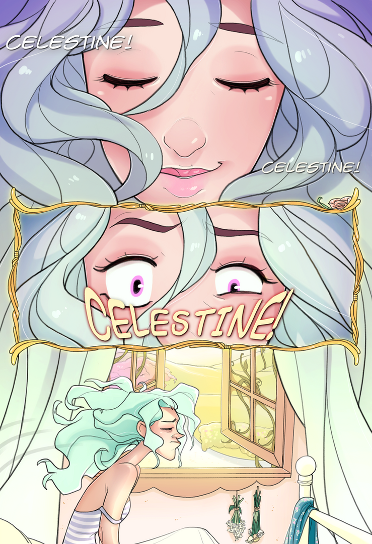 Meet Celestine: Page 3 by Skirtzzz
