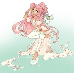 Blossoms by Skirtzzz