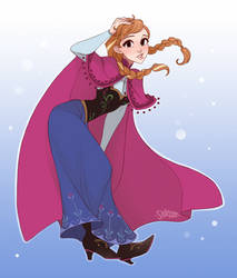 Anna by Skirtzzz