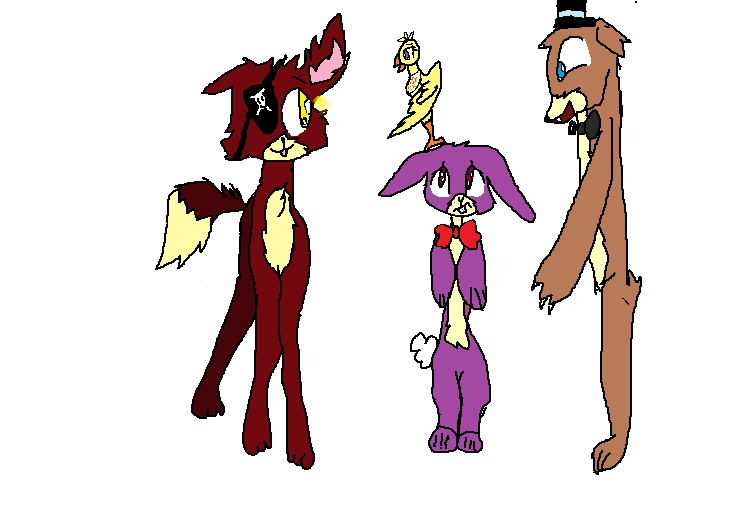 Five nights at freddy soft of cute by pawstheartest on deviantart