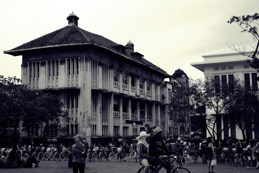 5 Nama Belanda Untuk Kota di Indonesia