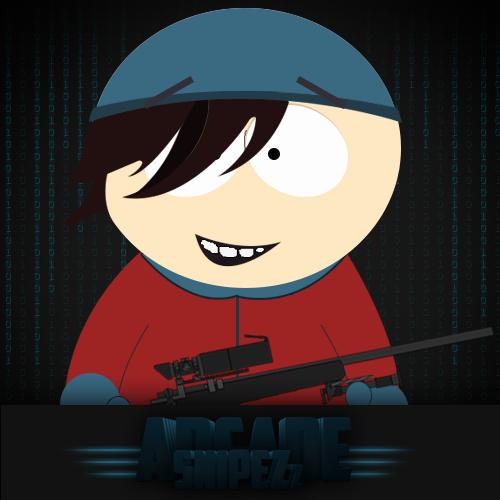 ARCADE_SNIPEZz YouTube Avatar By PureDesignzHD On DeviantArt