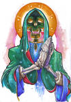 Skull Guadalupe