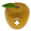 Golden apple aid kit. project minecraft by Kittylyn-Donut