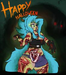 Spooky by Aztec-Necromancess