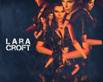 The many faces of Lara Croft
