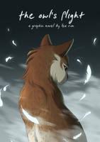 The Owl's Flight - Comic cover