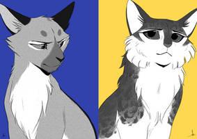 Owlcoat and Silvermist [PLAYLIST]