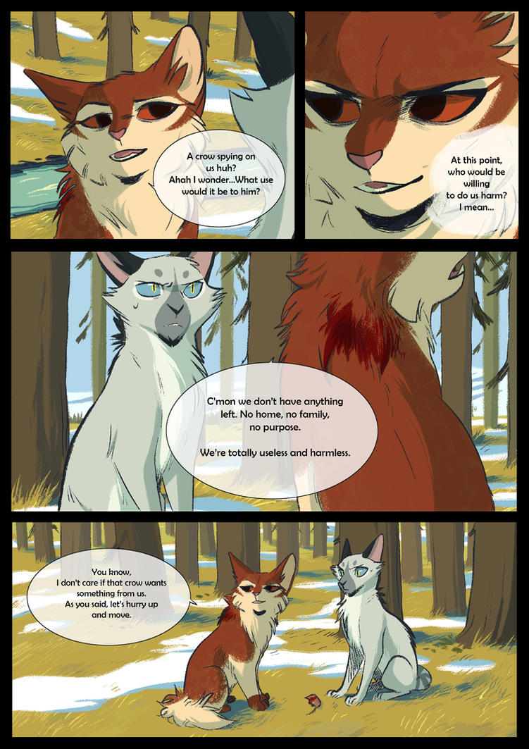 The Owl's Flight - Page 41 by OwlCoat on DeviantArt