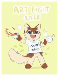 Artfight 2018!!!