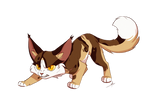 Chibi commission   Fawnspring