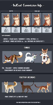 Commission Prices 2018