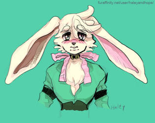 Neapolitan Bunny