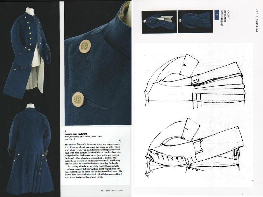 Bluecoat pattern by GeneralVyse