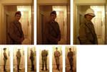 Boer War uniform
