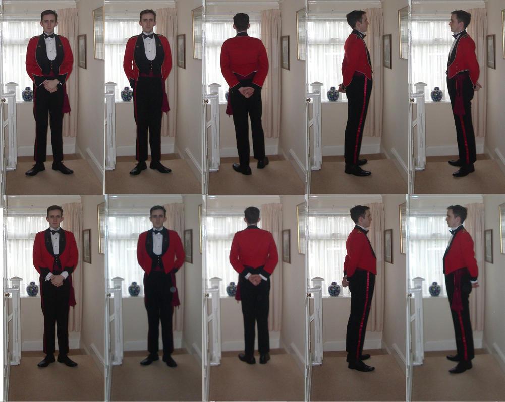 Mess Dress Uniform By Generalvyse On Deviantart