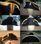 Post Captian hat 1800's