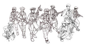 British Resistance Fighters