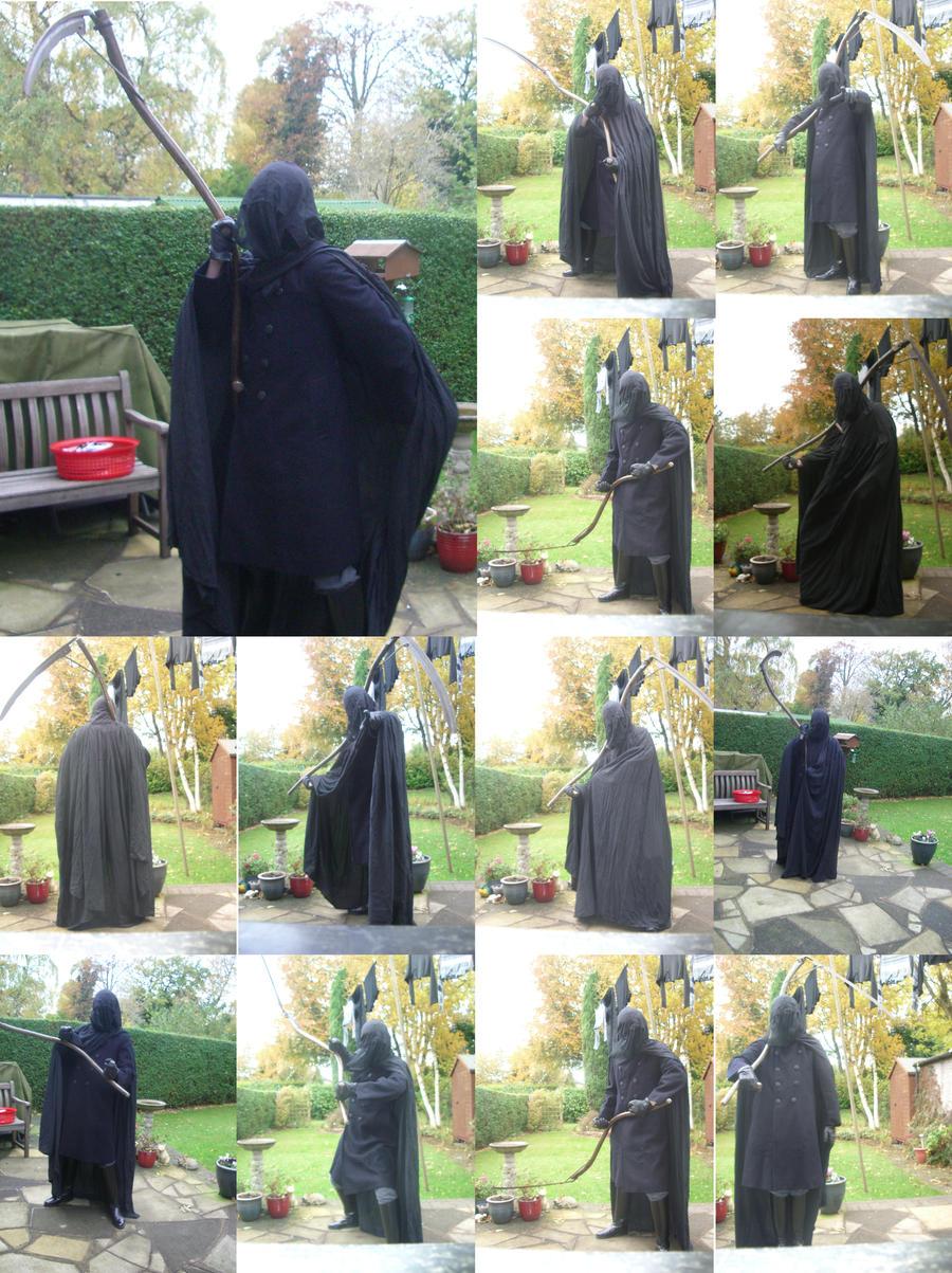 GRIM Reaper stock set