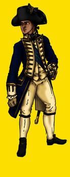 Captain Blackwell RN
