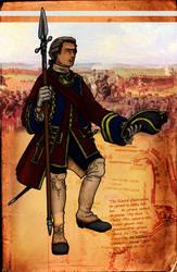 Lord Charles Hai - Fontenoy