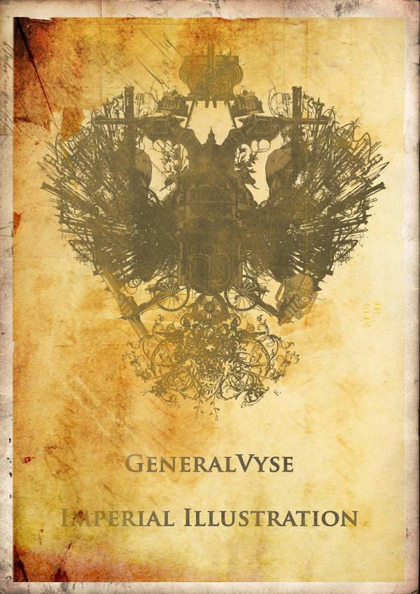 Imperial Illustration Emblem by GeneralVyse
