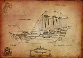 HMS IMPROBABLE by GeneralVyse