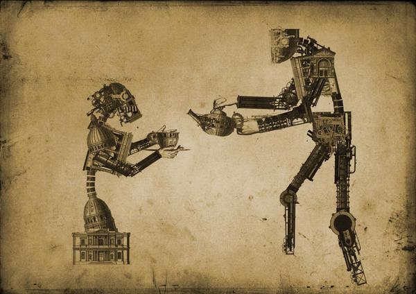 teabot by GeneralVyse