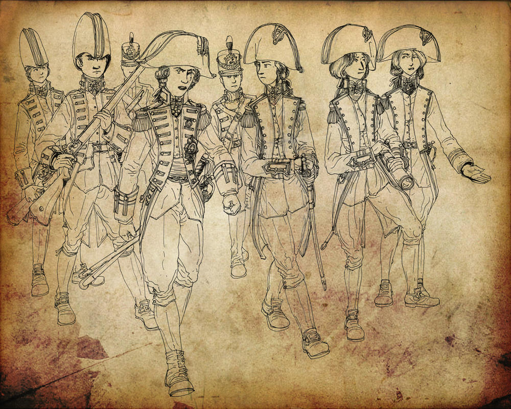 The Royal Navy dreamsquadron by GeneralVyse