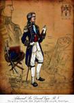 Admiral Sir David Vyse RN