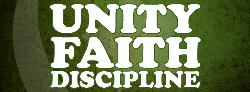 Image result for THE DISCIPLINE OF FAITH