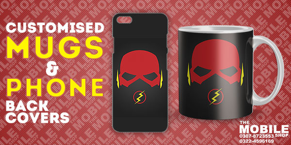 Customised Mugs and Phone back covers by devilzdad