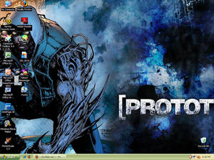 My Desktop of Prototypely awe
