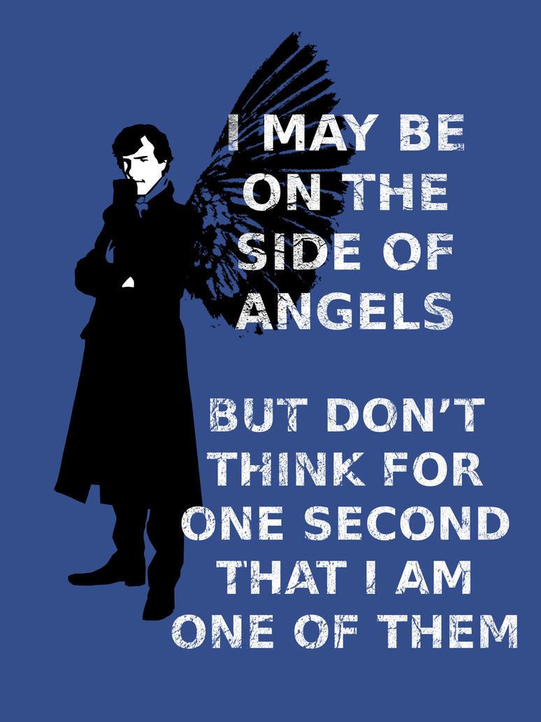 No Angel by IanABlakeman