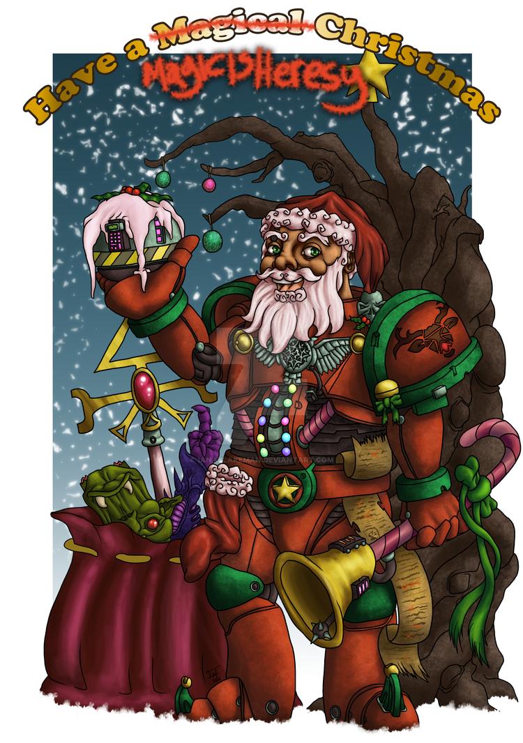 MerryHeracy by IanABlakeman