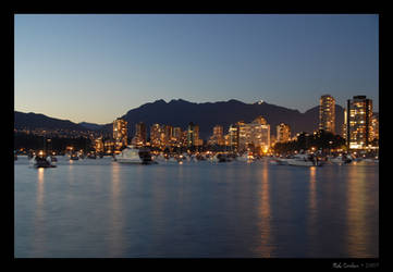 Vancouver by endure