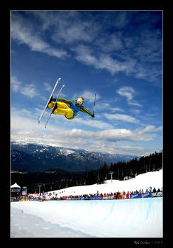 Whistler Superpipe