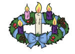 Advent Wreath by The-Black-Clover