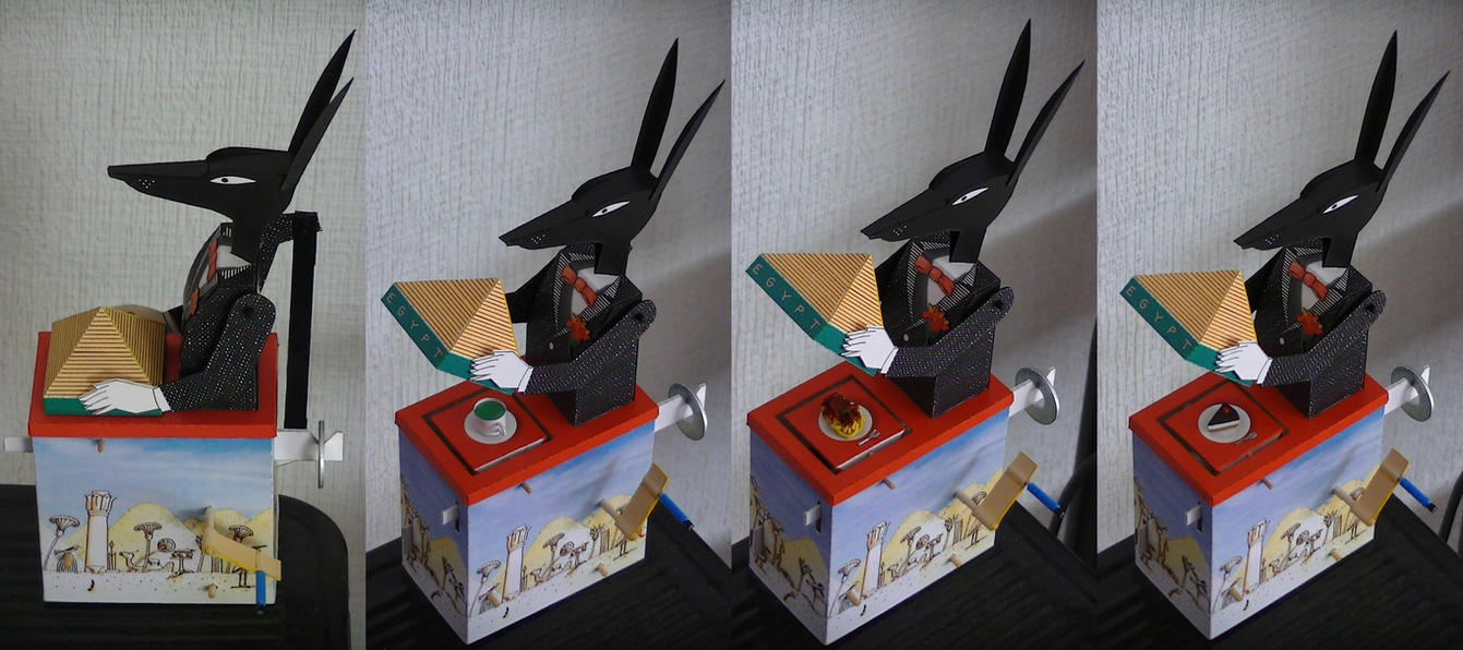 Anubis menu magico (automata) by pesadillaaa3
