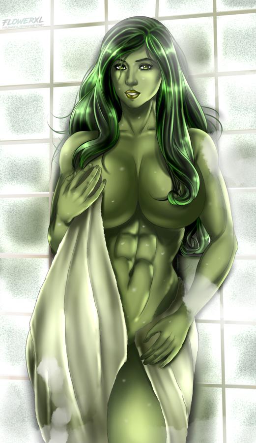 She hulk hentai gallery