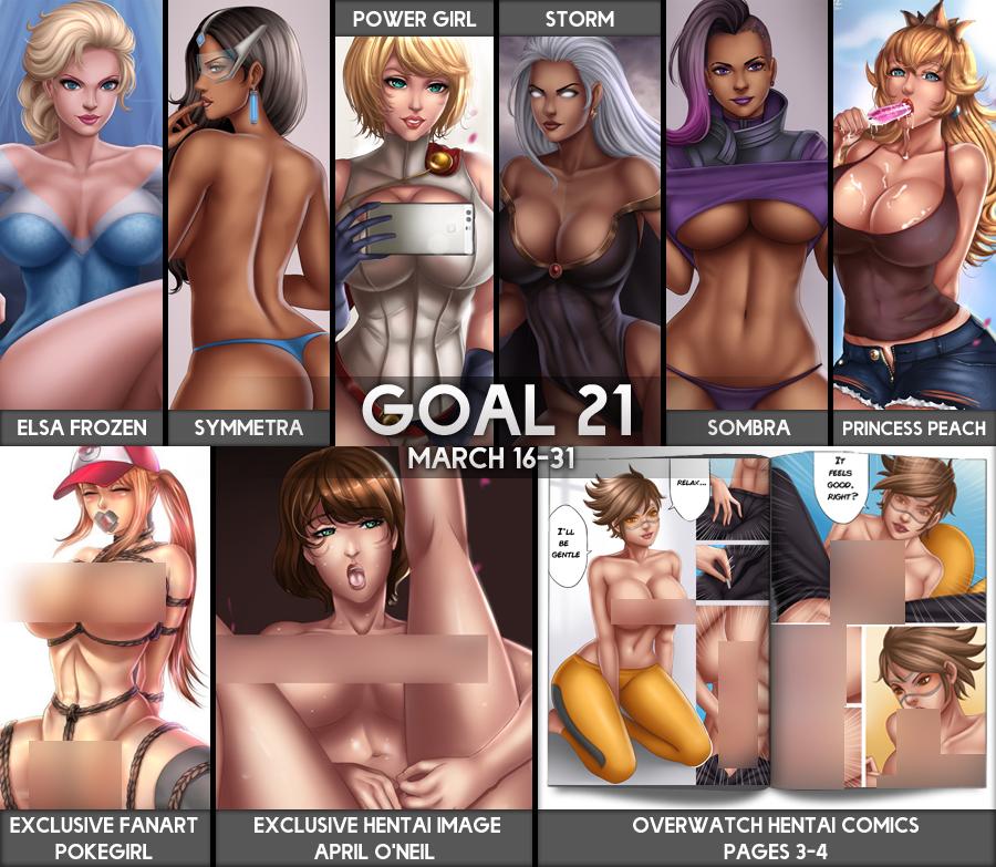 Goal-21 by Flowerxl