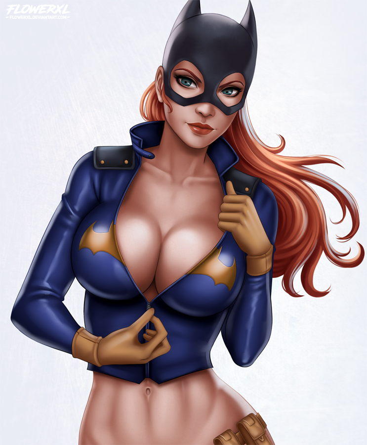 Batgirl by Flowerxl on DeviantArt