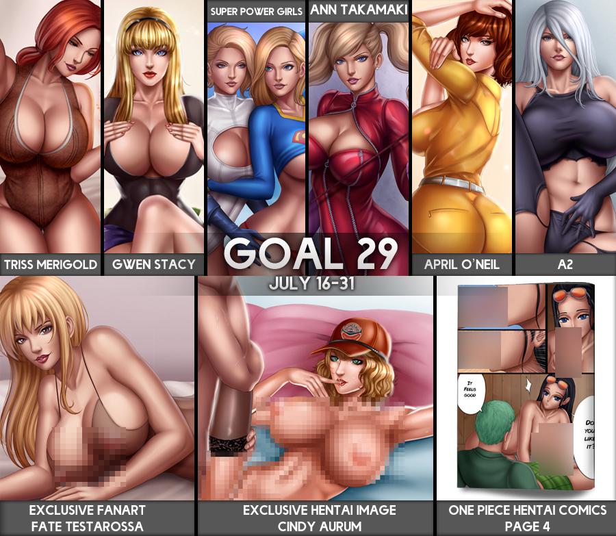 Goal-29 by Flowerxl