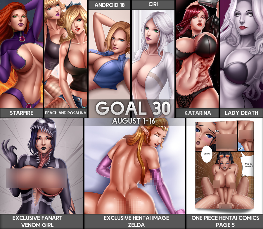 Goal-30 by Flowerxl