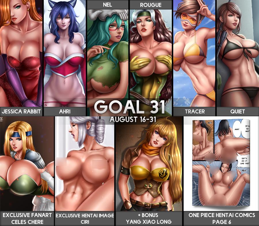 Goal-31 by Flowerxl