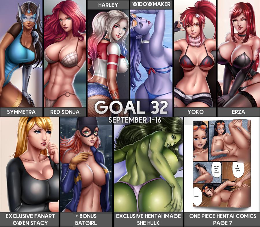 Goal-32 by Flowerxl