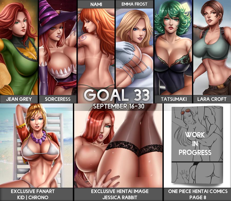 Goal-33 by Flowerxl