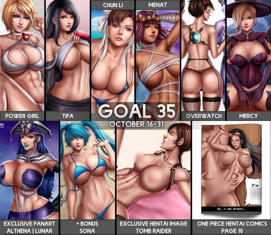 Goal-35 by Flowerxl