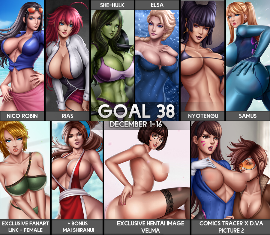 Goal-38 by Flowerxl